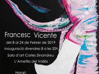 Exposició de Francesc Vicente