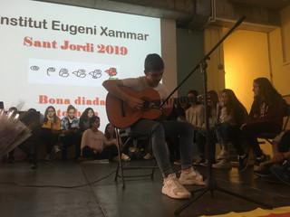 Jornada literària de Sant Jordi