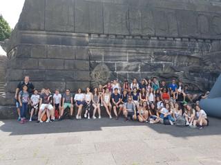 Intercanvi amb Alemanya: visita a Taunusstein