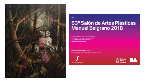 63º Salón Manuel Belgrano 2018