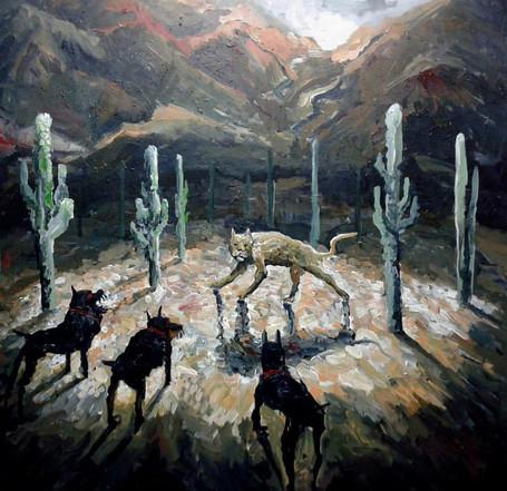 El Puma y Los Perros