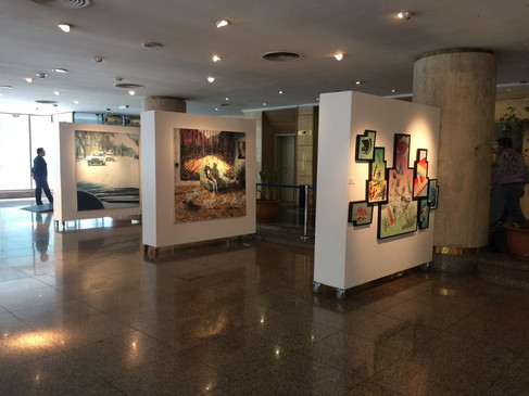 Premio Bienal Federal 2017