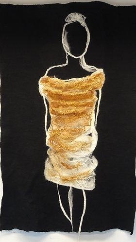 Wandkleed Dress 80 x 1.20