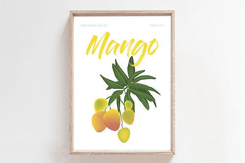 Fresh fruit Mango