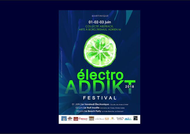 Festival électro addikt