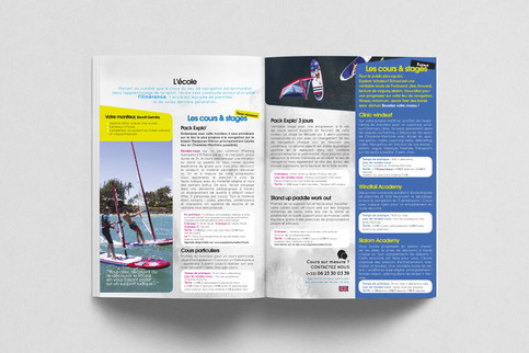 Explore windsurf school