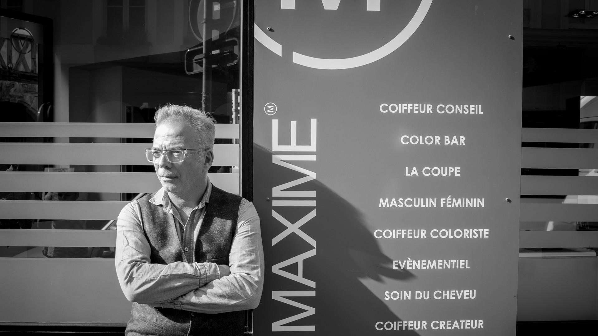 Maxime Coiffure
