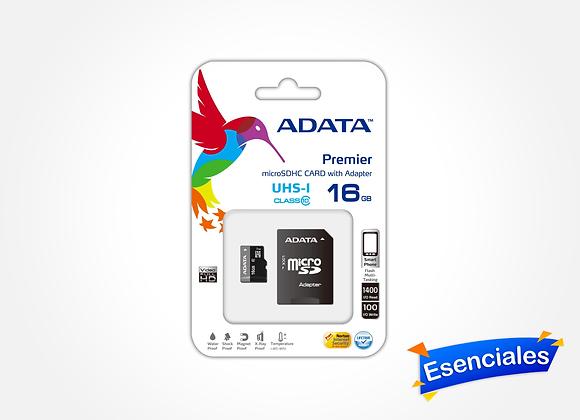 Tarjeta de memoria Micro SD ADATA