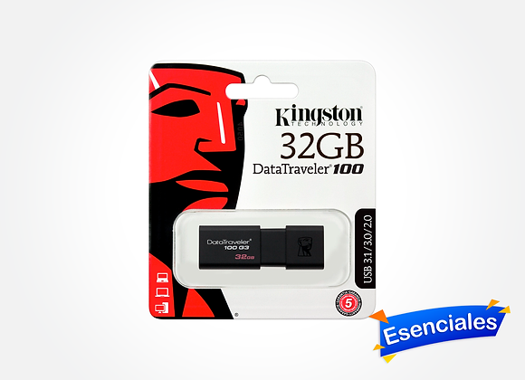 Memoria USB 3.0 Kingston 32GB