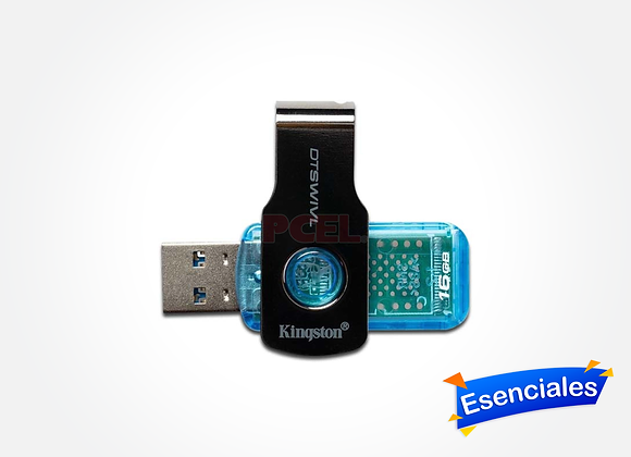 Memoria USB 3.1 Kingston 16GB