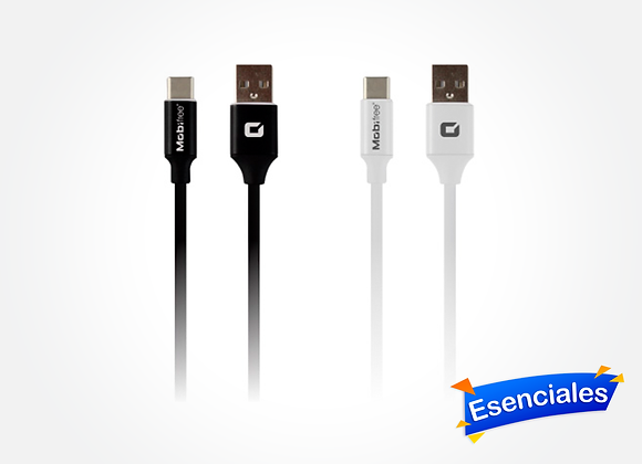 Cable USB a Tipo C MobiFree