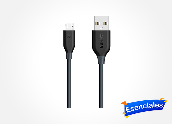 Cable Micro USB .9 m Anker