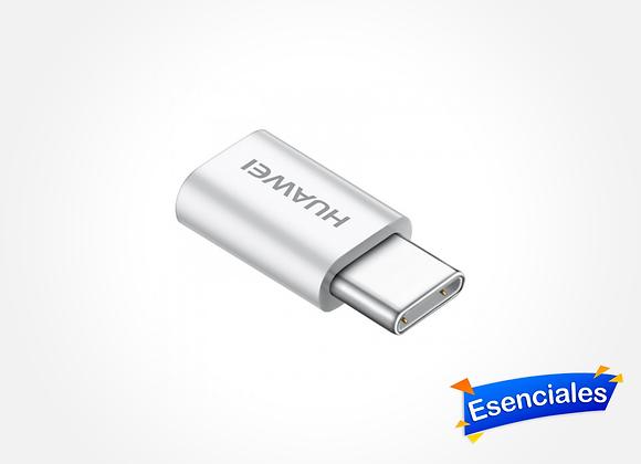 Adaptador Micro USB a Tipo C Huawei
