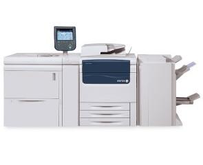 Обновление высокопроизводительных систем черно-белой печати - Xerox 110