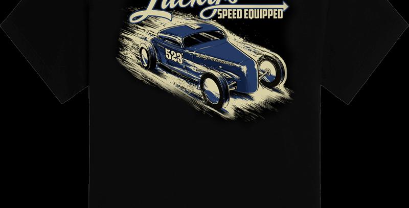 Lucky's Speed Equipment - Norwell Tee