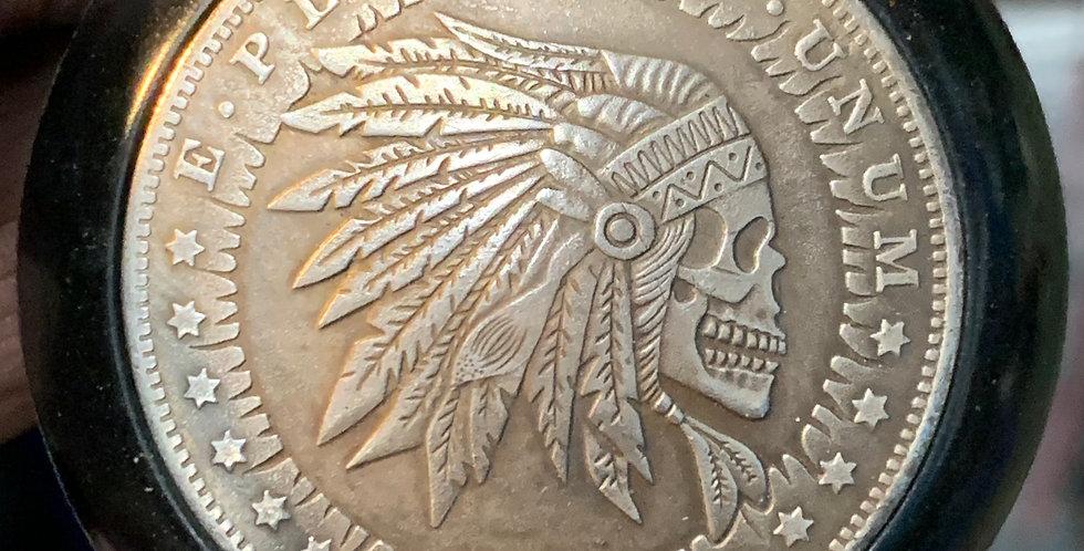 Shift Knobs - Indian Skull