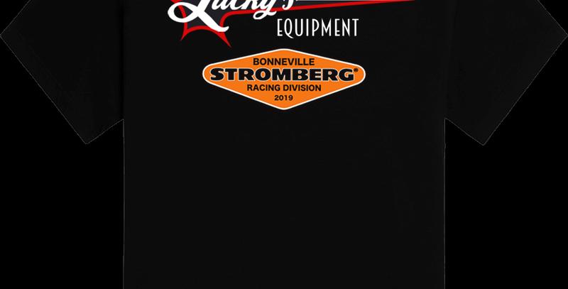 Lucky's Speed Equipment - Stromberg Racing Division Bonneville 2019