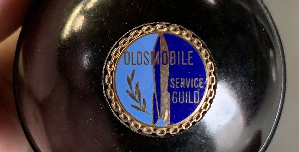 Lucky's Shift Knobs - Oldsmobile Service Guild