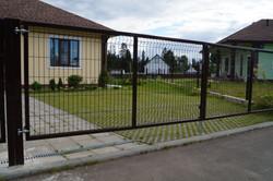 ворота стандарт