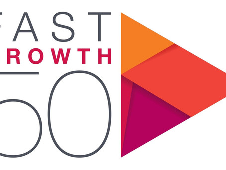 We're One of the South West's Fast Growth 50 Businesses