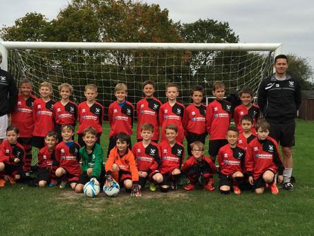 Local Boys Football Team