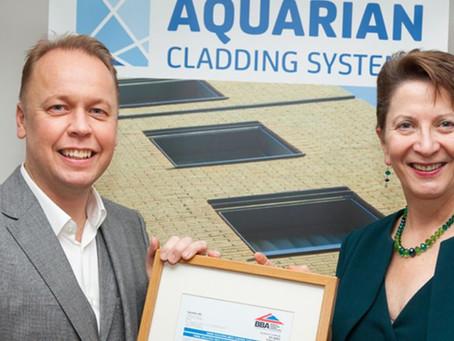 Gebrik System Awarded BBA Certificate