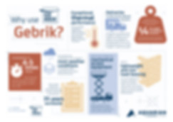 Why use Gebrik infographic