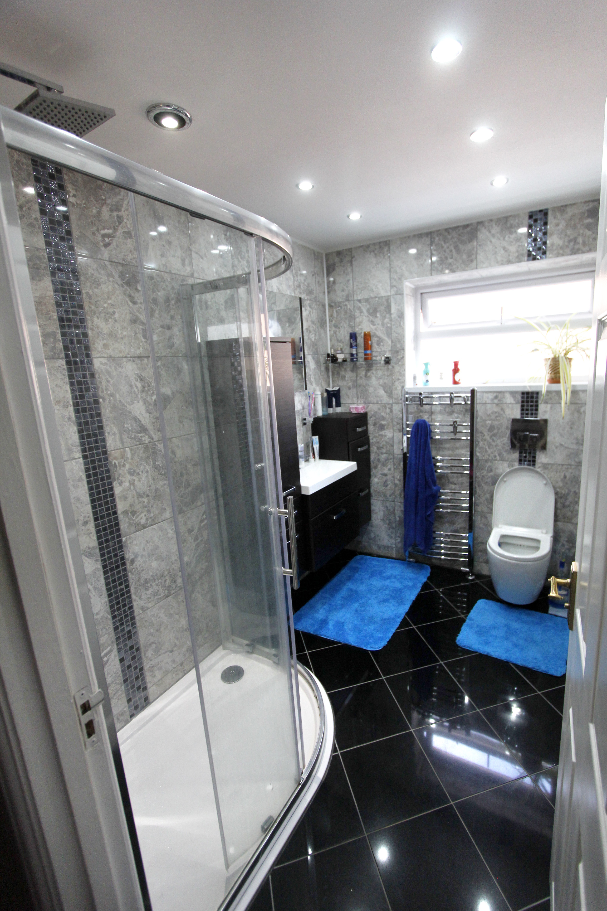 Grantham. Bathroom renovation