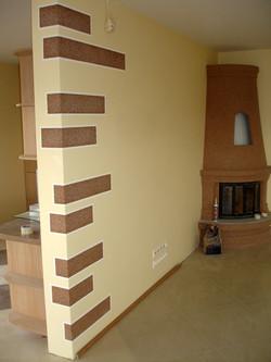 Oakham. Living room