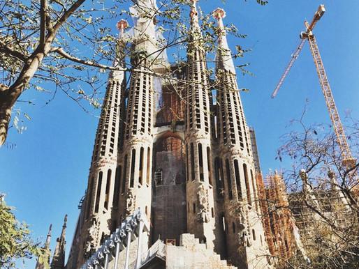 Barcelona in the rain - làm thế nào để có một chuyến đi trọn vẹn.