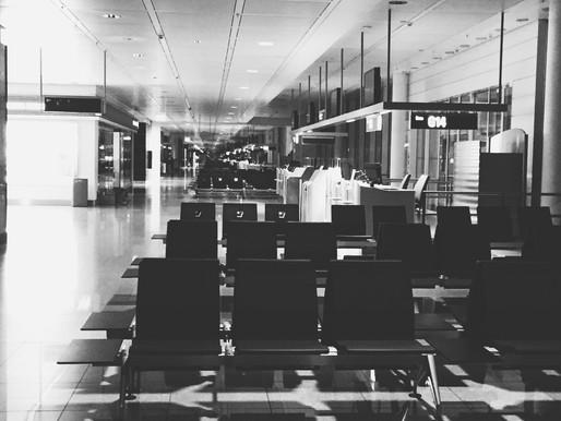 Qua đêm ở sân bay, làm thế nào? | Layover in the airport