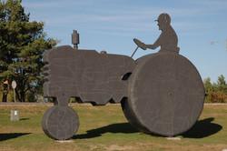Cockshot Tractor