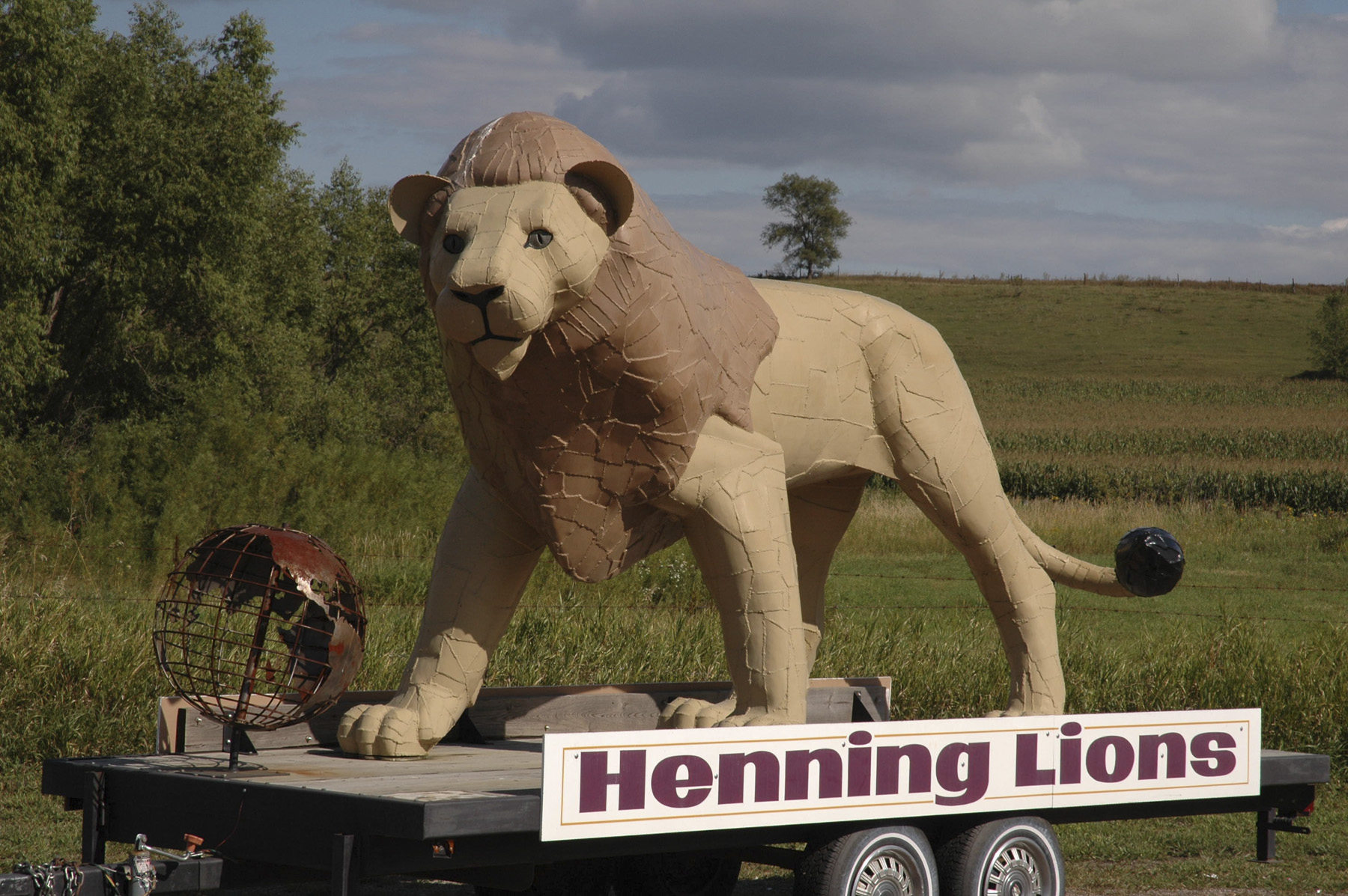 Henning Lion