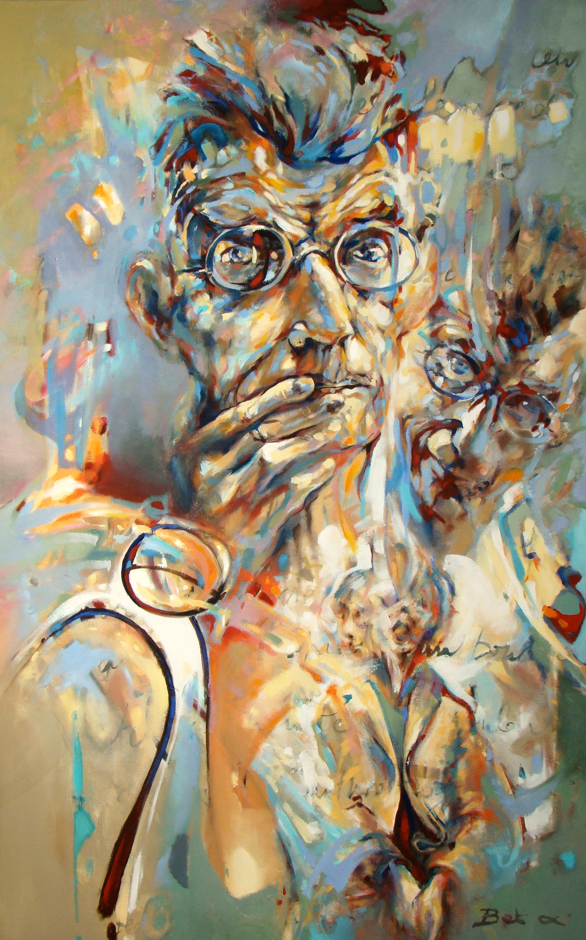 S. Beckett