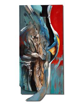 Hommage à Théo (retable /altarpiece)