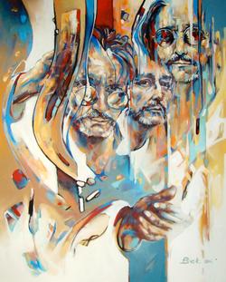 Autoportrait 2015