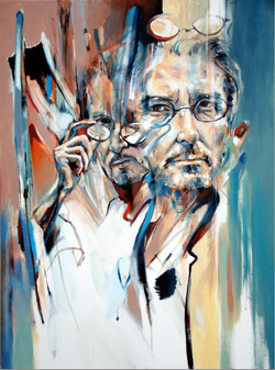 Auto portrait 2008
