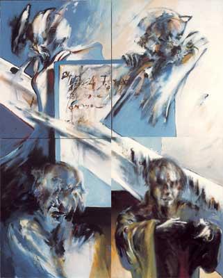 Les quatres évangélistes