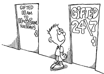 Watered Down Gifted Education Programs