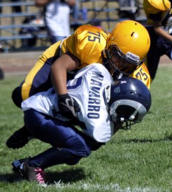 Concussion:  Don't Be a Caveman!