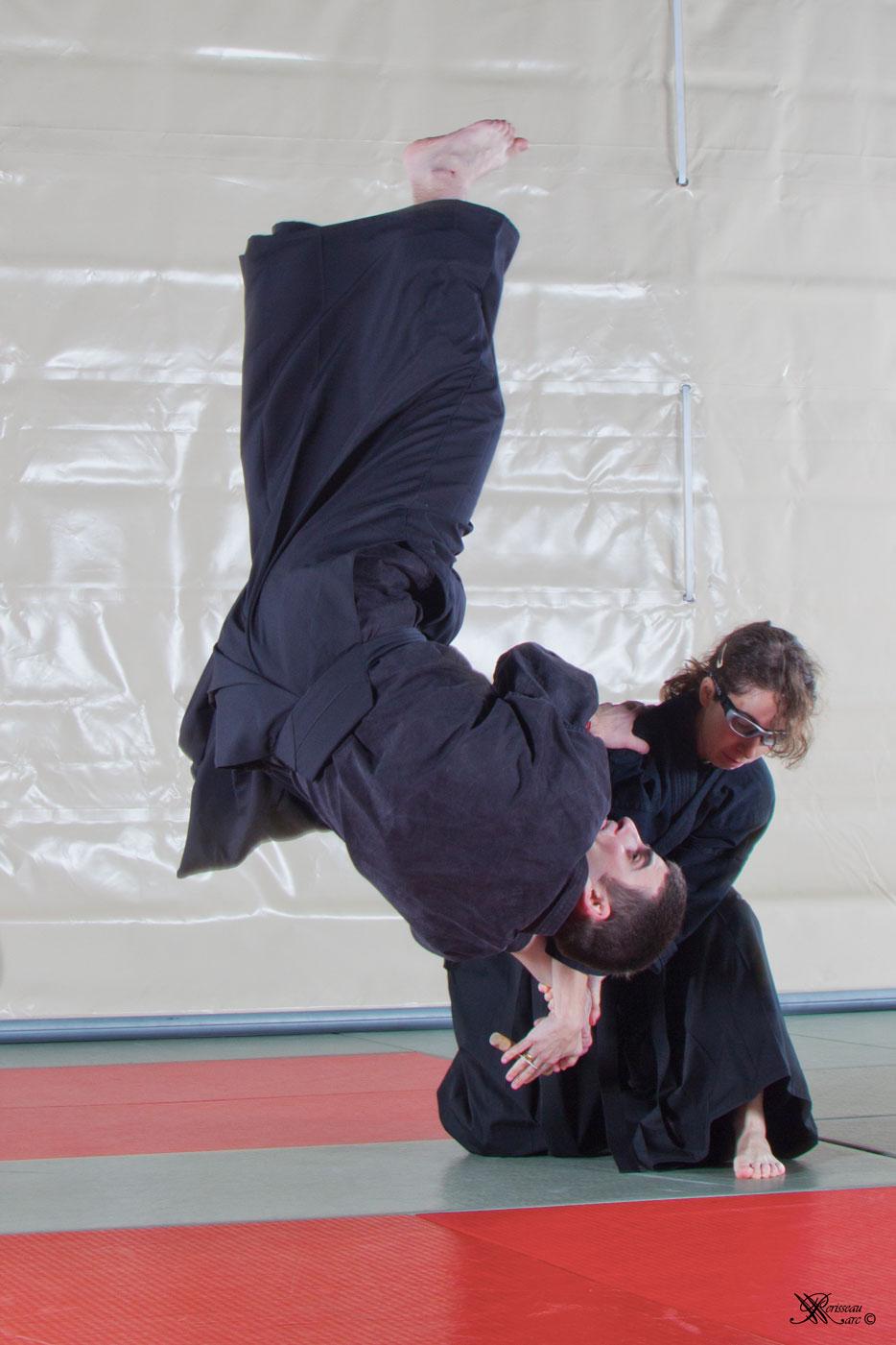 Mushin Ryu Ju Jutsu - Kote maki