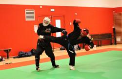 Mushin Ryu Ju Jutsu - Ju kumite