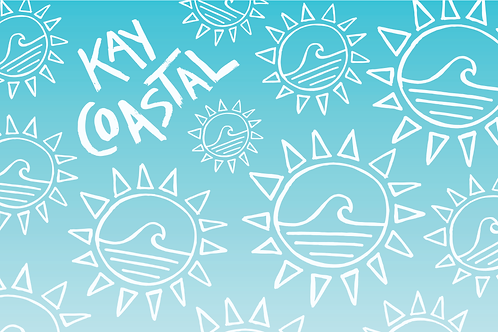 Kay Coastal Facemask