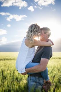Engagement Photography Saskatchewan