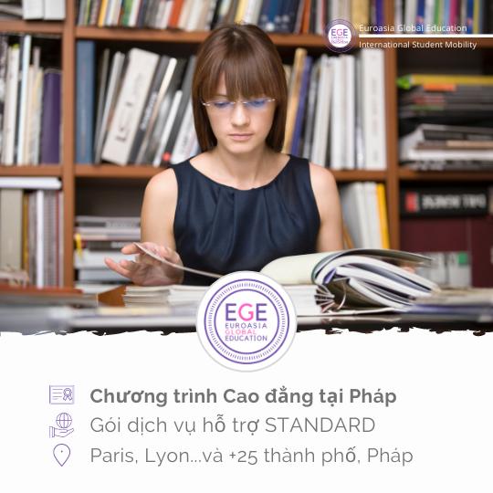 Du học Pháp Hệ Cao Đẳng | STANDARD