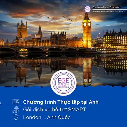 Thực tập chuyên môn tại Anh | SMART