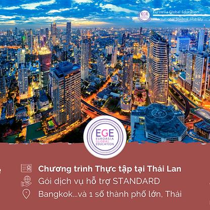 Thực tập chuyên môn tại Thái Lan | STANDARD