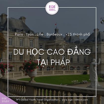 Du học Pháp | Hệ Cao đẳng | STANDARD