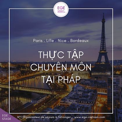 Thực tập tại Pháp | Thực tập quốc tế | COMFORT
