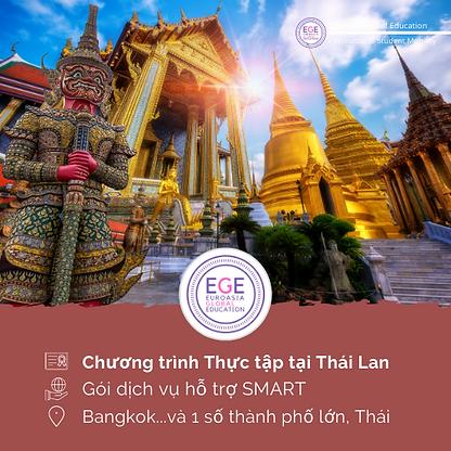 Thực tập chuyên môn tại Thái Lan | SMART